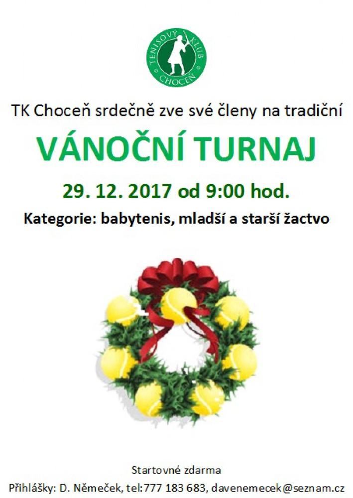 TENISOV KLUB CHOCE - Klubov akce